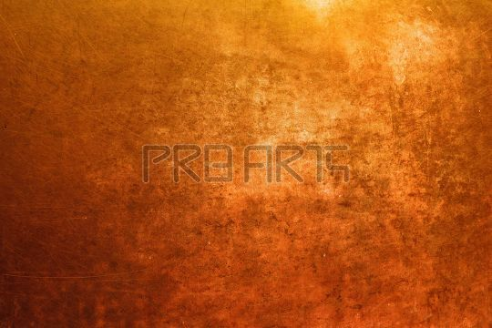 Rusted copper texture high resolution stock image