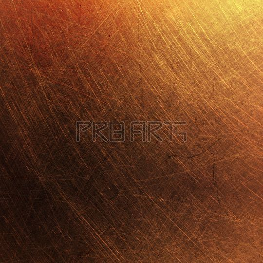Bronze copper texture high resolution stock image