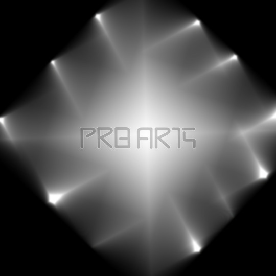 Abstract black background elegant futuristic light and reflection